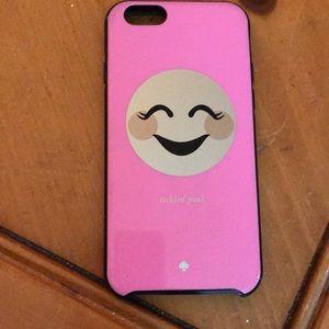 Final sale- Kate spade iPhone 6 case
